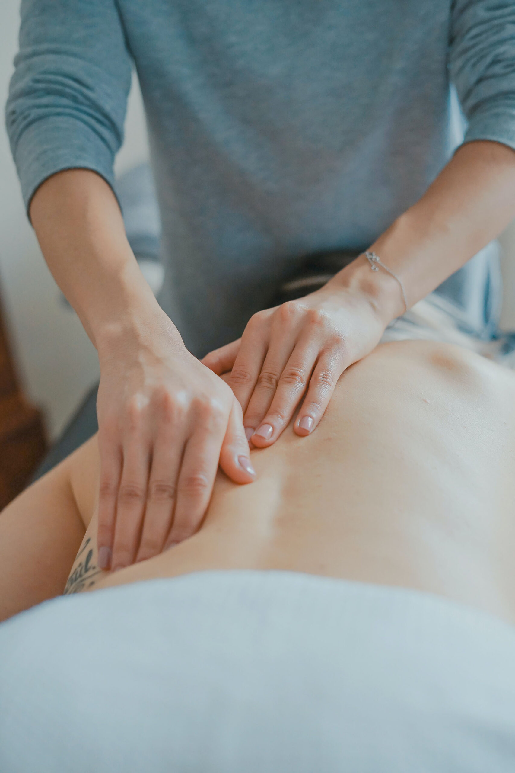 Massage Hennings physio Lauenau